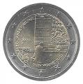 Moneda 2 euros Alemania 2020 Varsovia. 1 Ceca