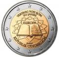 Moneda 2 euros de Austria 2007 - Tratado Roma