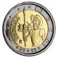 Moneda 2 euros de España (2005)