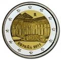 Moneda 2 euros de España (2011)