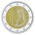 Moneda 2 euros de Finlandia 2017 - Cent. Independencia