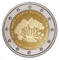 Moneda 2 euros de Portugal 2018 - Jardin Botanico