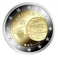 Moneda 2 euros de Bélgica 2018 - Satelite ESRO