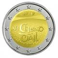 Moneda 2 euros de Irlanda 2019 - Dail - Asamblea