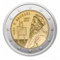 Moneda 2 euros de Bélgica 2019 - Pieter Bruegel