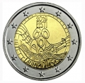 Moneda 2 euros de Estonia 2019 - Festival Cancion
