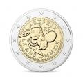 Moneda 2 euros de Francia 2019. Asterix - 1 blister