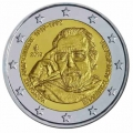 Moneda 2 euros de Grecia 2019 - Manolis Andronicos
