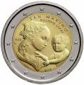 Moneda 2 euros de San Marino 2019 - Filippo Lippi