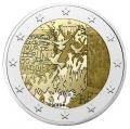 Moneda 2 euros de Francia 2019. Muro