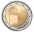 Moneda 2 euros de Eslovenia 2019 - Universidad Ljubliana