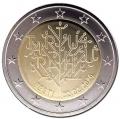 Moneda 2 euros de Estonia 2020 - Tratado Paz Tartu