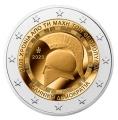 Moneda 2 euros de Grecia 2020 - Termopilas