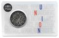 Moneda 2 euros de Francia 2020. Investigacion Medica