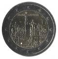 Moneda 2 euros de Lituania 2020. Colina Cruces
