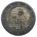 Moneda 2 euros de Eslovaquia 2020 - OCDE
