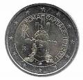 Moneda 2 euros de Italia 2021. Roma