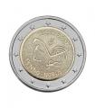 Moneda 2 euros de Estonia 2021 - Pueblos Ugrofineses