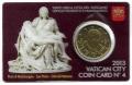 Moneda 50 centimos euro Vaticano 2013. SIN SELLO Nº4