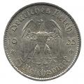Moneda Alemania - III Reich 5 REICHSMARK 1935-A S/C-