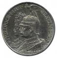 Moneda Alemania - Prusia - 002 Marcos 1901 S/C-