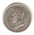 Moneda Alfonso XIII 0,50 Céntimos 1904*0.4 (SMV).MBC
