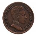 Moneda Alfonso XIII 0,01 Céntimos 1906 *06 (SLV).MBC