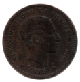 Moneda Alfonso XII 0,05 céntimos 1879 .MBC (BARNA)OM
