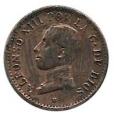 Moneda Alfonso XIII 0,01 Céntimos 1913 *3 (PCV).MBC-
