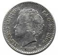 Moneda Alfonso XIII 0,50 Céntimos 1894*9.4 (PGV).MBC