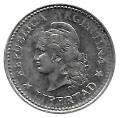 Moneda Argentina 0,01 centavo 1971. MBC