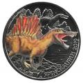 Moneda Austria 003 Euros 2019 S/C. Spinosaurus