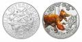 Moneda Austria 003 Euros 2021 - 2ª S/C. Deinonichus