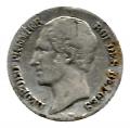 """Moneda Bélgica 0,20 Centimos 1853 MBC """"Rara"""""""