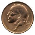 Moneda Bélgica 0,20 Centimos 1954 EBC Belgie