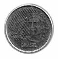 Moneda Brasil 0,01 Centavos 1995 SC
