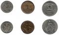 Moneda Consejo Asturias y León SERIE (50 cts. 1 pta y 2 pesetas)