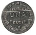 Moneda Consejo Santander,Palencia y Burgos  01  peseta 1937.EBC