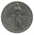 Moneda Consejo de Asturias y León 02 pesetas 1937.MBC