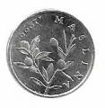 Moneda Croacia 020 Lipa 1999 SC