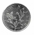 Moneda Croacia 020 Lipa 2011 SC