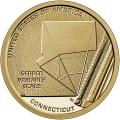 Moneda EE.UU. 1 dolar 2020 S/C. Innovacion - Escala Gerber .D