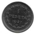 Moneda Euzkadi 01 peseta 1937.SC
