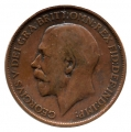 Moneda Gran Bretaña 0001 Penny 1912. MBC-