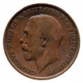 Moneda Gran Bretaña 0001 Penny 1920. MBC-