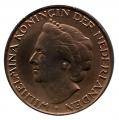 Moneda Holanda 0,01 Centimo 1948 MBC