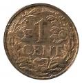 Moneda Holanda 0,01 Centimo 1938 MBC