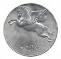 Moneda Italia 010 Liras 1950 SC