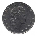 Moneda Italia 050 Liras 1969 EBC