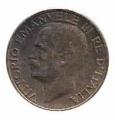 Moneda Italia 0,10 centimo Lira 1927 R MBC